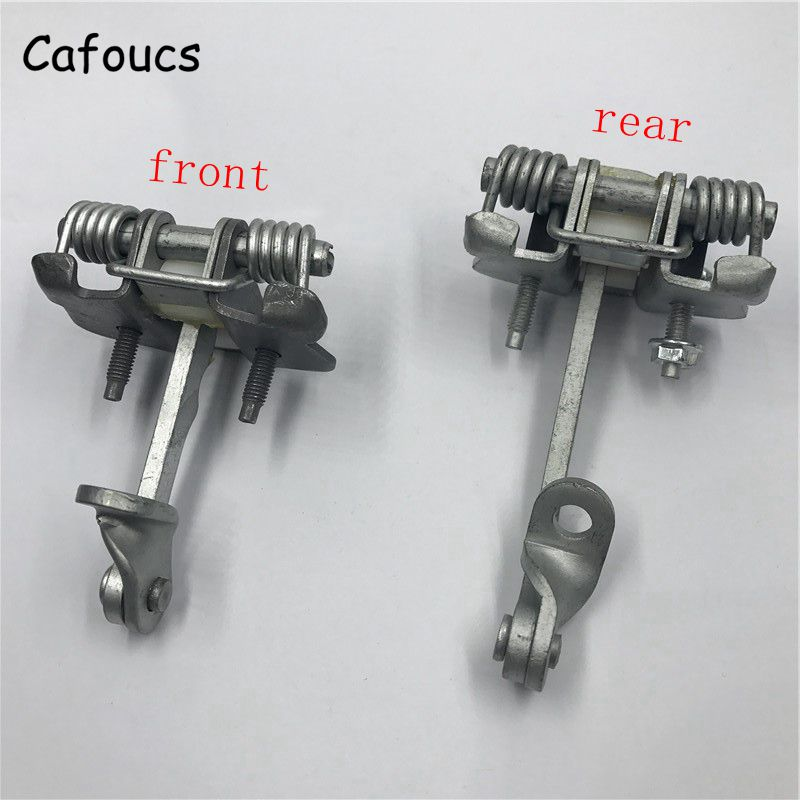 Cafoucs Car Front Rear Door Stop Limiter Check Strap Hinge