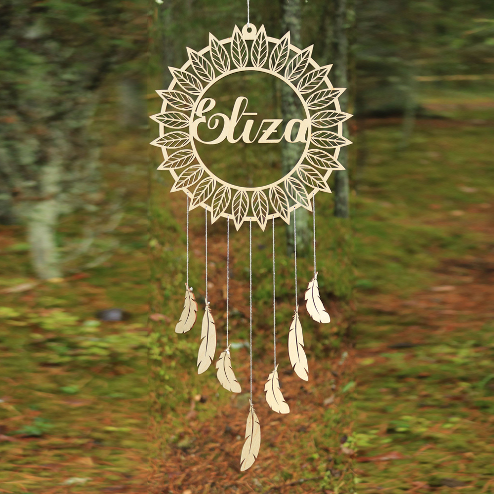 Personalized name Wood dream catcher, Nursery Dream Catcher, Natural/Home Decor, New Baby nursery, Wall Hanging wedding decor Personalized name Wood dream catcher, Nursery Dream Catcher, Natural/Home Decor, New Baby nursery, Wall Hanging wedding decor