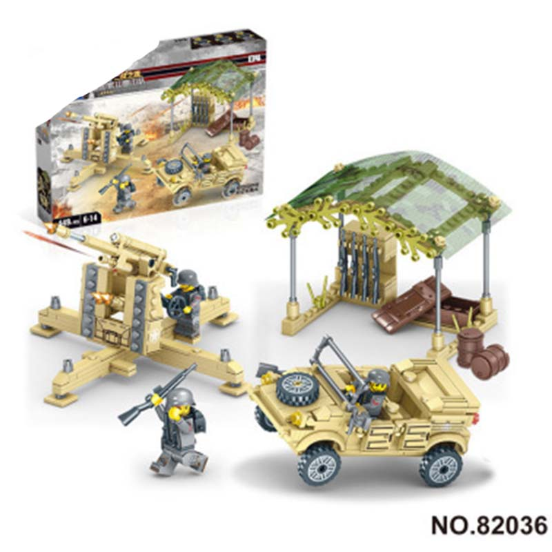 New Ww2 World War Ii Soviet Army Vs Afghan Army Soldiers Figure Military Building Blocks Toy Compatible With Legoings in Blocks from Toys Hobbies