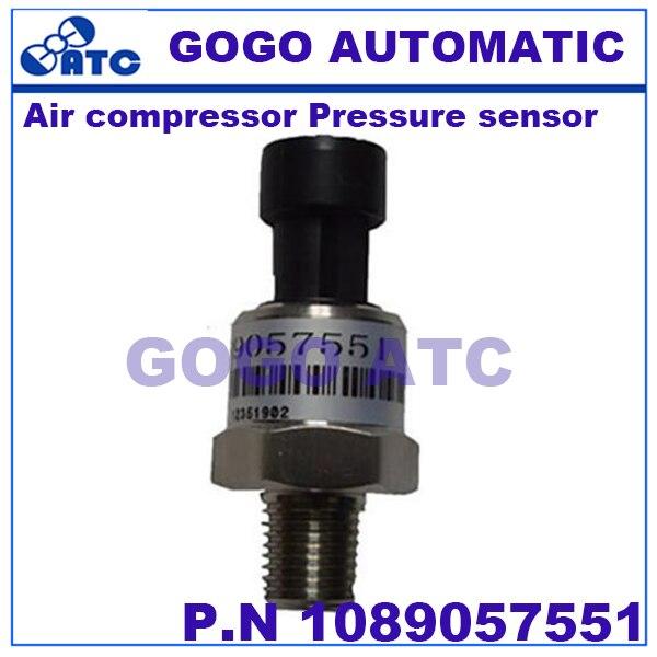 Air compressor Pressure sensor pressure transmitter Part Number 1089057551