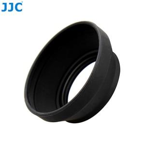 Image 4 - JJC kamera vidası Lens Hood için NIKON 50mm f/1.2AI S 50mm f/1.4, 1.8 D AF 8mm f/1.2 NoctAI S Lens yerine Nikon HR 2 Lens gölge