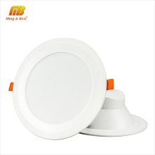 MingBen 2pcs LED Downlight 7W 15W 24W Panel Aluminum Downlight Ceiling Lamp AC85-265V SMD5730 Warm White Cold White Day White