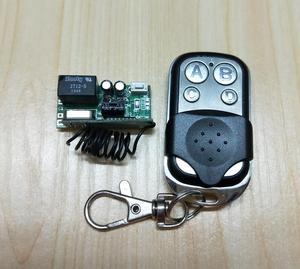 Image 2 - Universale di DC 5 v mini Interruttore di telecomando senza fili 2A relè trasmettitore ricevitore per la Macchina Fotografica/Video Macchina Fotografica di 433 mhz