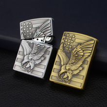 Eagle Light Metal Emery Wheel Gas Lighter Men's Gift of Lighter Merchandise and Smoking Gccessories все цены