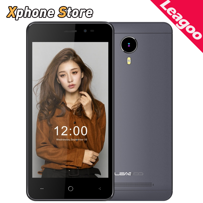 Цена за Оригинал LEAGOO Z5 Lte 5.0 дюймов Android 5.0 4 Г FDD LTE MTK6735WM Quad Core RAM 1 ГБ ROM 8 ГБ Поддержка Нескольких Языков Мобильного Телефона