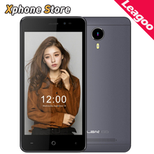D'origine LEAGOO Z5 Lte 5.0 pouce Android 5.0 4G FDD-LTE MTK6735WM Quad Core RAM 1 GB ROM 8 GB Support Multi Langue Mobile Téléphone