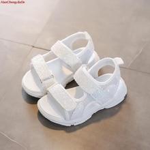 Children Sandals Girls Spring Summer Kids Shoes Toddler Sequ