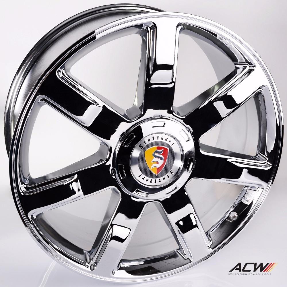 polished oem cadillac wheel rims sts rim