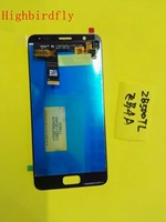 Highbirdfly For Asus Zenfone Pegasus 4A ZB500TL Lcd Screen Display WIth Touch Glass Digitizer Assembly Cellphone