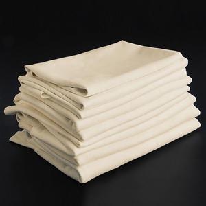 Image 4 - Chiffon de nettoyage de voiture en cuir de Chamois naturel 40x70cm, serviette absorbante à séchage rapide, sans stries