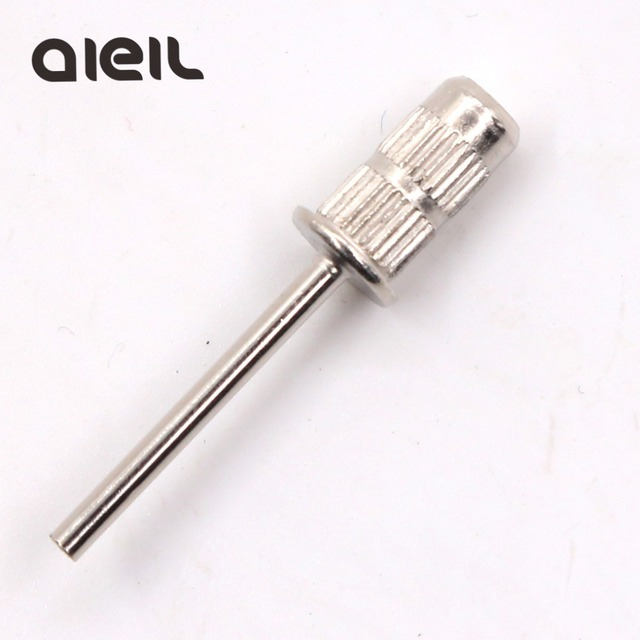 5PCS Nail Drill Bits Sanding Bands Mandrel Grip Cutters For Manicure Nail Sanding Caps for Pedicure Cutters For Pedicure Sanding 1