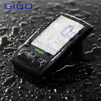 Bike Computer Bluetooth 4.0 Wireless Cycling Computer Waterproof Counter Bicycle Speedometer Tachometer cadence Speed Sensor