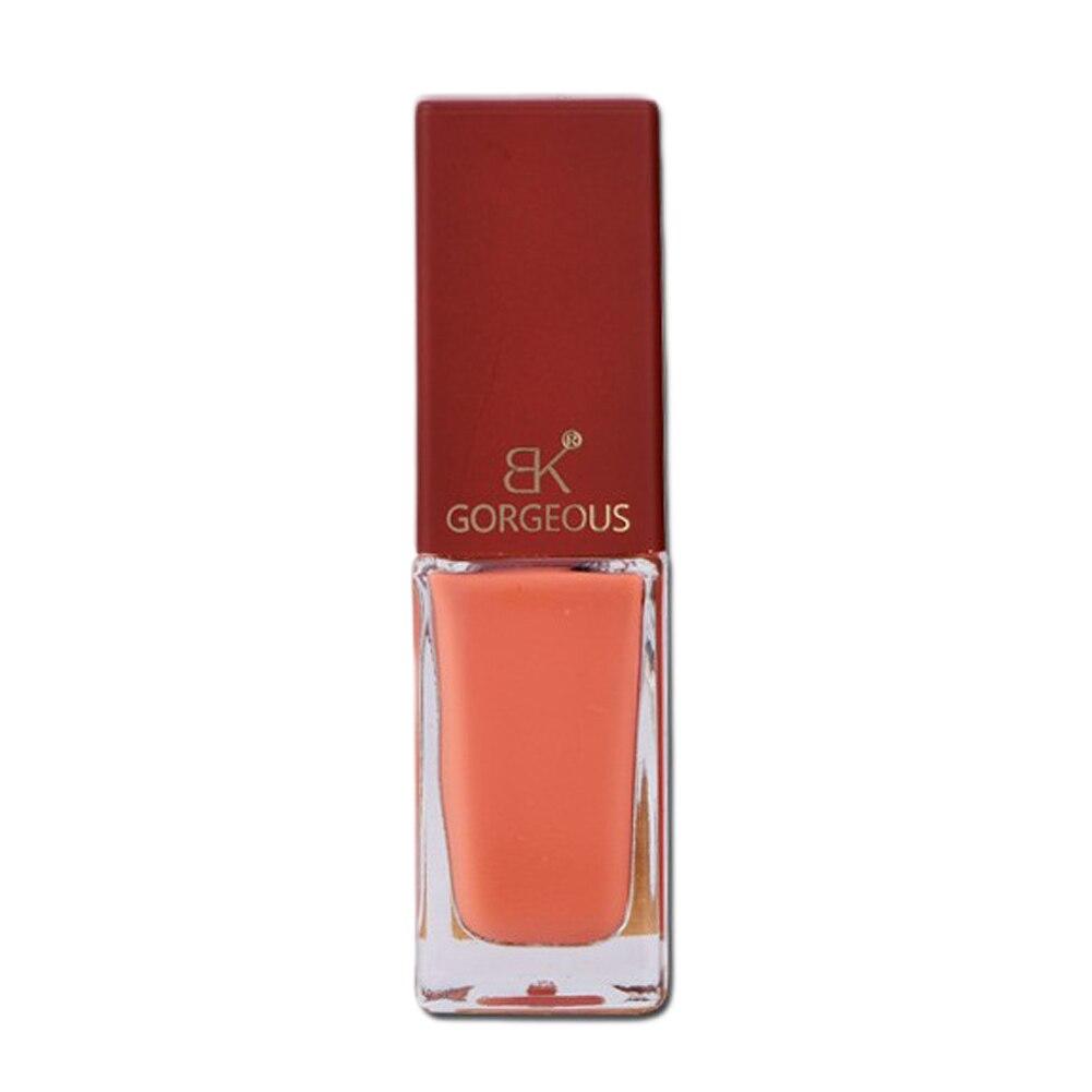 9 мл отличное качество 16 различных красный Цвета выберите Лаки для ногтей быстросохнущая Дизайн ногтей Польский Long Lasting Nail Enamel