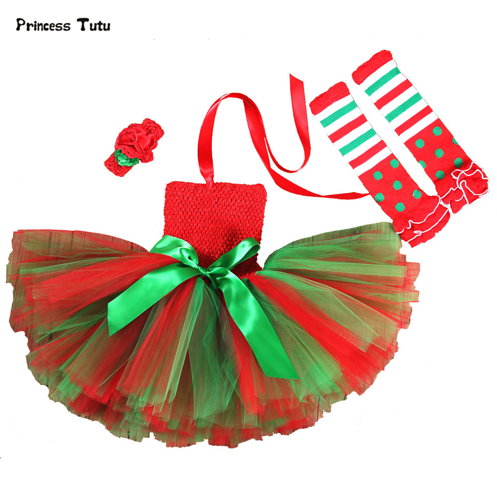 1 Sets Cosplay Christmas Elf Tutu Dress Up Tulle Princess Girl Party Dress Red Green Christmas Costume for Children Kids Clothes 1 400 jinair 777 200er hogan korea kim aircraft model