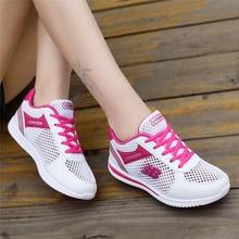 Для женщин Летние Бег для Спортивная обувь легкий Открытый Бег дешевые Quazapatos Para Correr дышащая