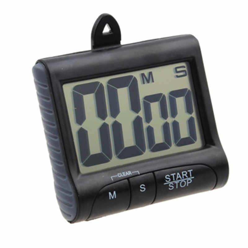 Kitchen Timer Clock Magnet Digital