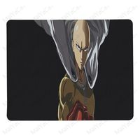 MaiYaCa Boy Gift Pad One Punch Man Anime Mouse Pad for Laptop Laptop Gaming Mice Mousepad 2