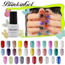 Фотография BlinkinGel Multi UV Gel Nail Polish Glitter Nagellak Gel Polish Set for Manicure