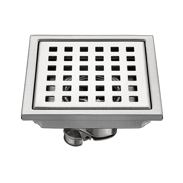 Free shipping 110x110 Tile Insert Square Floor Waste Grates Bathroom Shower Drain Floor Drain Antique Fltro Ducha Drain DR085 alzrc devil 380 fast carbon fiber body side plate 1 2mm d380f21 12