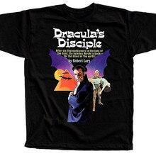 Dracula V31 movie poster Bram Stoker T-Shirt BLACK ALL SIZES S-5XL Men T  Shirt 2018 b20938522