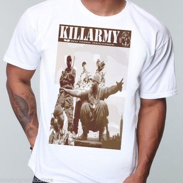 Hip Hop, Capone N Noreaga T-Shirt, Wutang Clan, Mobb Deep, M.O.P, Killarmy, New Casual Printed Tee T Shirt Men 2018New