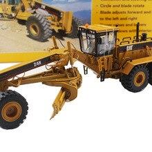 Литая игрушка модель Norscot 1:50 гусеница кошка 24H автогрейдер грузовик Инженерная техника 55133 для сбора, украшения