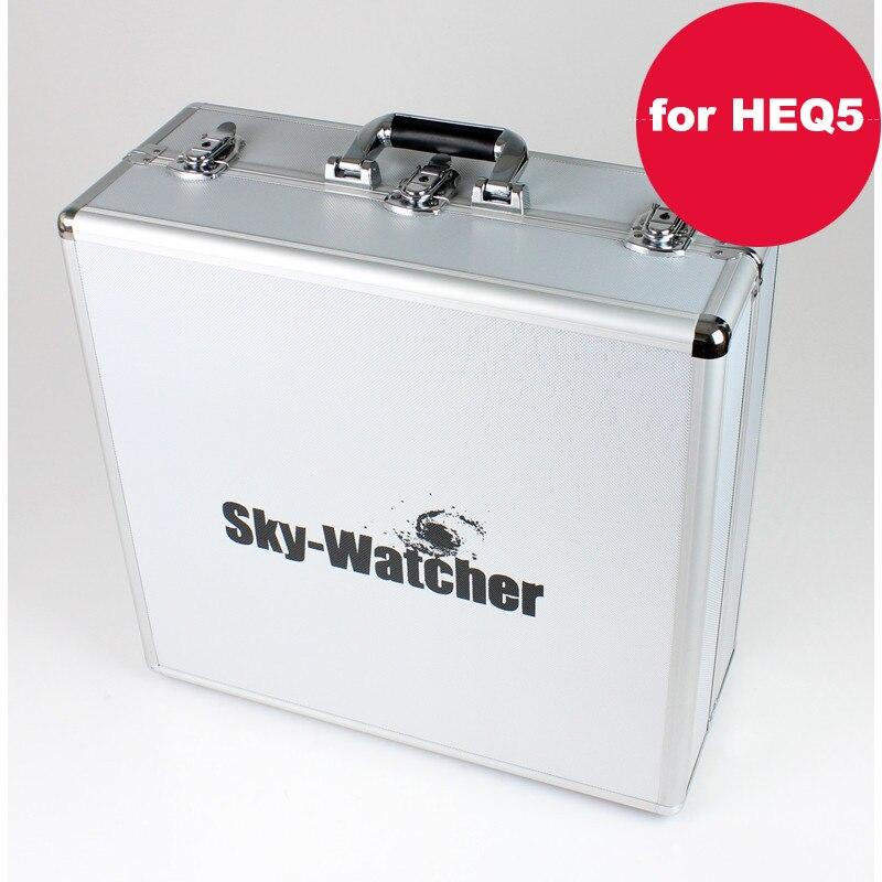 SkyWatcher HEQ5 boîtier en aluminium à montage équatorial