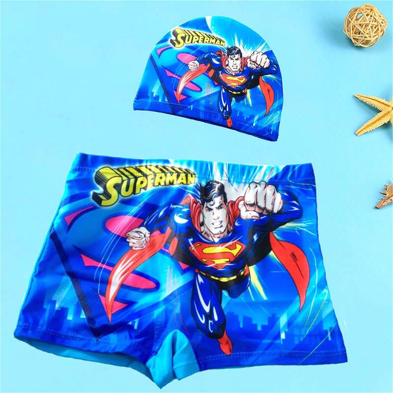Boy Swimwear Pants ages 0 to 9 Baby Boy Kid Child Swimsuit Summer Swim Wear Shorts Cartoon Printed Toddler Swimming Trunks 5