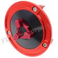 FXCNC CNC Aluminum Gas Cap Fule Cover Oil Case Fit For YAMAHA YZF R3 2014-2015 V-MAX 2009-2016  MT-01 2004-2009  FZ16 2011-2015