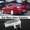 Автомобильная Камера Для Mazda 6 M6 Mazda6 Atenza GH 2007 ~ 2013 Высокое Качество заднего Вида Резервное Копирование Камеры Для Top Gear Друзья | CCD с RCA
