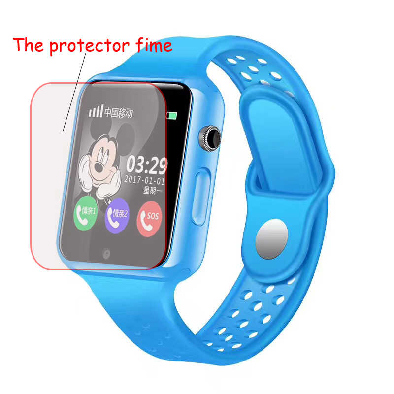 HD Glass Screen Protector Film for G98 G3S  Baby Kids Child Smart Watch Smartwatch Accessories