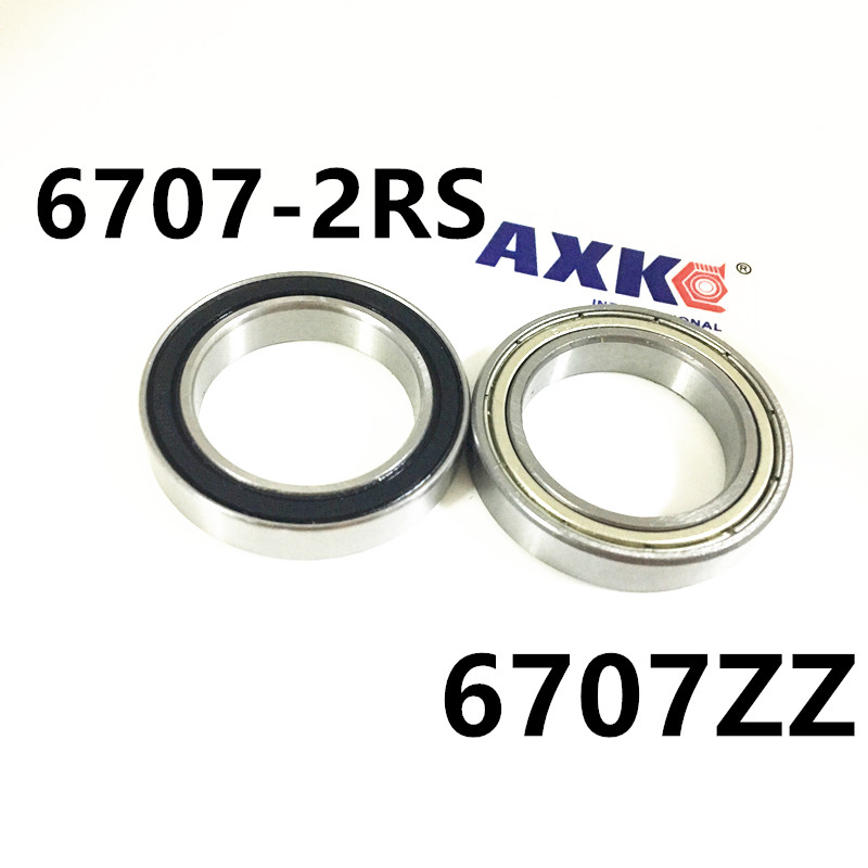 6707ZZ 6707 ZZ 35x44x5mm Thin Wall Deep Groove Ball Bearing Mini Ball Bearing Miniature Bearing 61707 6707ZZ 6707-2RS 35*44*5mm abec 5 10pcs 696zz 6x15x5 mm miniature ball bearings 696 thin wall deep groove ball bearing 6962z 6 15 5mm fo 6mm shaft