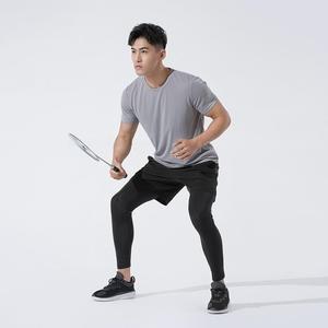 Image 2 - Youpin ZENPH мужские эластичные спортивные брюки быстросохнущие дышащие обтягивающие брюки мужские тренировочные спортивные штаны для бега