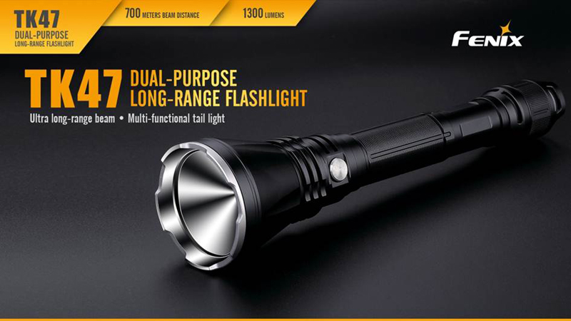 Fenix TK47 700 Meters Beam Distance Long Range Flashlight (8)