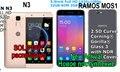 "5.5"" Full HD ramos onemos MOS1 32GB Snapdragon 615 1920x1080 2GB RAM 4G LTE octa core Smartphone 820 652 625 620 430 P1 C72 Pro"