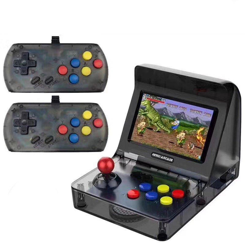 Rétro De Poche Jeu Console 4.3 pouce Intégré 3000 Jeux Classiques pour NEOGEO/GBC/FC/CP1/CP2 /GB/GBA/SNES/MD