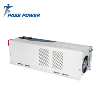 mini car inverter dc to ac low frequency inverter charger pure sine wave 5000watts solar inverter 48v