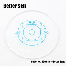 Better Self 1.56 Index 360 Circle Focus Adapting Teen Anti Blue Optical Lens Teenager Glasses