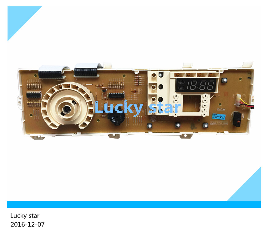 100% new for washing machine computer board WD- T12235D EBR35664513 Display panel good working 100% new original lg drum washing machine computer board display board wd n12415d n12410d t12411dn