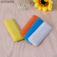 ZOTOONE 4PCS Colorful Tailors Chalk Erasable Dressmakers Tailor DIY Clothing Making Sewing Tools Knitting Markers