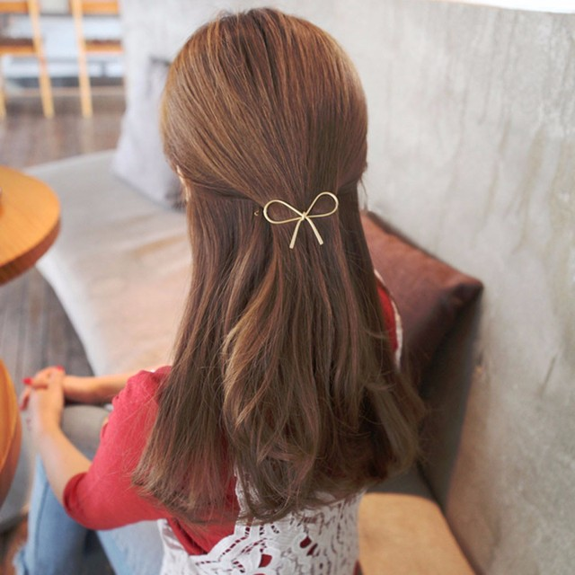 Metal Butterfly Hairpin
