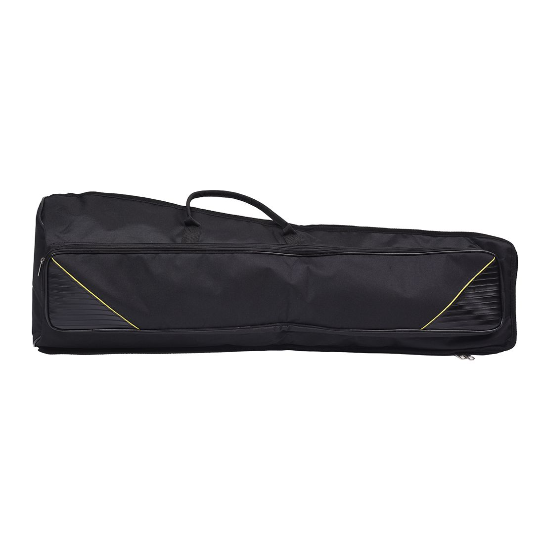 2Pcs New Tenor Trombone Gig Bag Lightweight Case Black 2 pcs of new tenor trombone gig bag lightweight case black