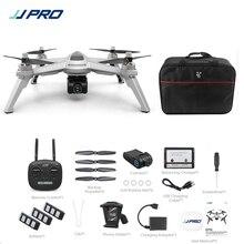 JJRC JJPRO X5 5 г gps wifi RC Дрон FPV с 1080 P HD камера точка интерес 18 минут летающее время режим высоты RC Квадрокоптер RTF