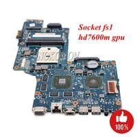 NOKOTION H000051780 For Toshiba Satellite C855D L850D C850D Laptop Motherboard Socket fs1 DDR3 HD7600M/HD7500M GPU