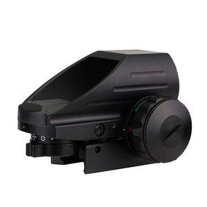 Image 3 - SVBONY 20mm Ratil 레드 닷 스코프 라이플 스코프 광학 전술 레드 그린 4 레티클 도트 반사 광학 시력 사냥 범위 F9129A