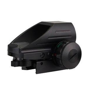 Image 3 - Svbone 20mm Ratil rouge point portée lunette optique tactique rouge vert 4 réticule point réflexe optique vue chasse portée F9129A