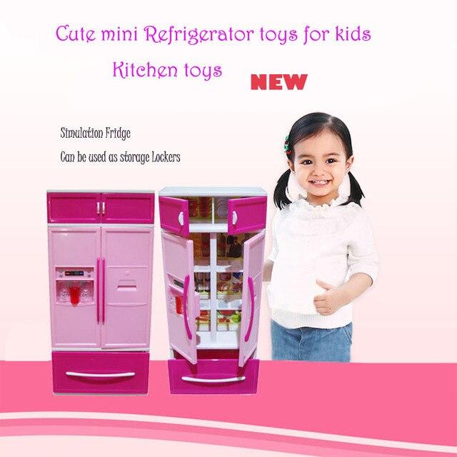 Spielzeug kühlschrank kunststoff baby küche toys simulieren kinder ...