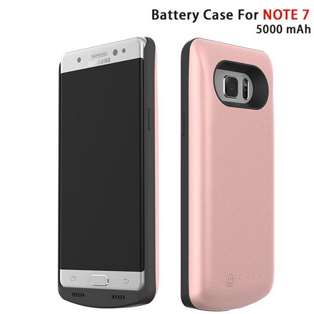 10 ШТ. 5000 мАч Реальная Мощность Case AAA Powerbank Портативное Зарядное Устройство Чрезвычайной Внешняя Батарея Резервного Копирования для Samsung Galaxy Note7