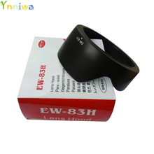 10pcs/lot EW 83H Flower Shape Camera  Lens Hood LC 77 For Canon 5D2 5DII 5D3 5DIII EF 24 105 mm f/4L IS USM DSLR Lens with box