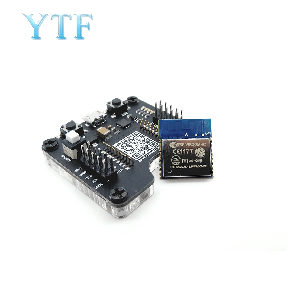 ESP8266 Test Stand Burner One-click Download Supports Modules Such As ESP-WROOM-02/02D/02U